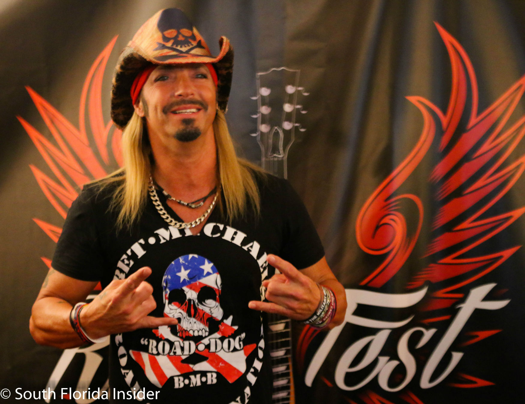 bret michaels south florida insider. Black Bedroom Furniture Sets. Home Design Ideas