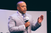 Daymond John from ABC's Shark Tank
