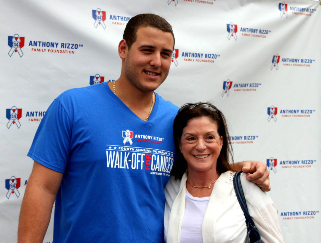 Anthony Rizzo Family