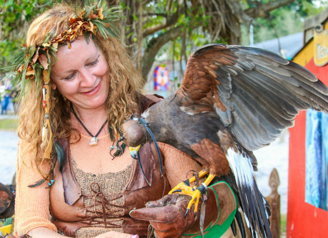 See Who's Going to Florida Renaissance Festival in Deerfield Beach, FL! The Florida Renaissance Festival features a large selection of entertaining performers and artisan vendors. Guests have a rare opportunity to journey back to the 16th century to hear the music, watch the athletics and enjoy the crafts of the time. There is also plenty of food and ale at the whims 5/5(3).