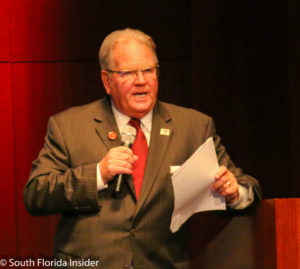 Richard Pollack, President and CEO of YMCA of South Palm Beach County