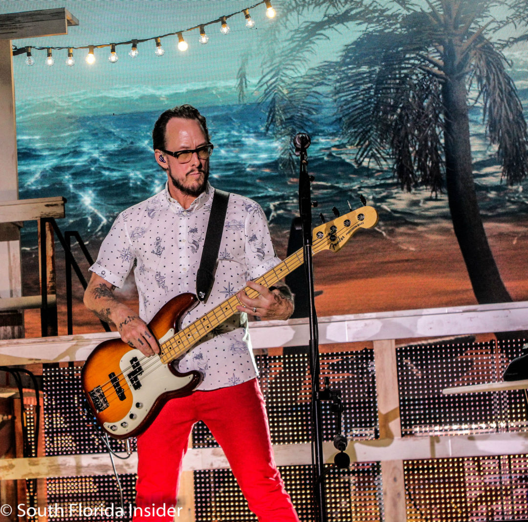 Weezer Panic At The Disco South Florida Insidersouth Florida Insider