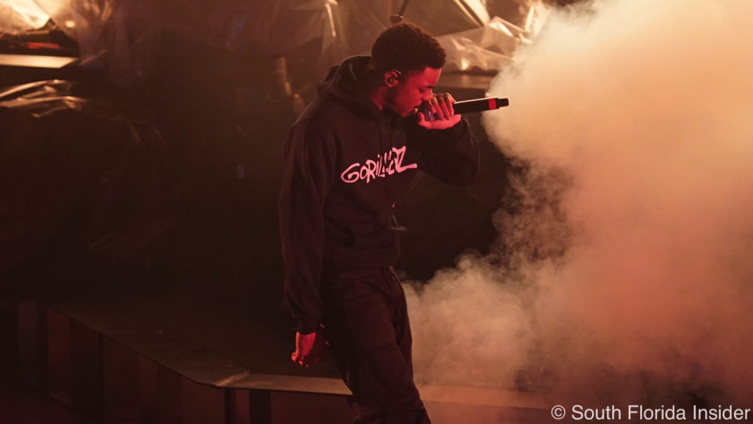 Vince Staples at Red Rocks