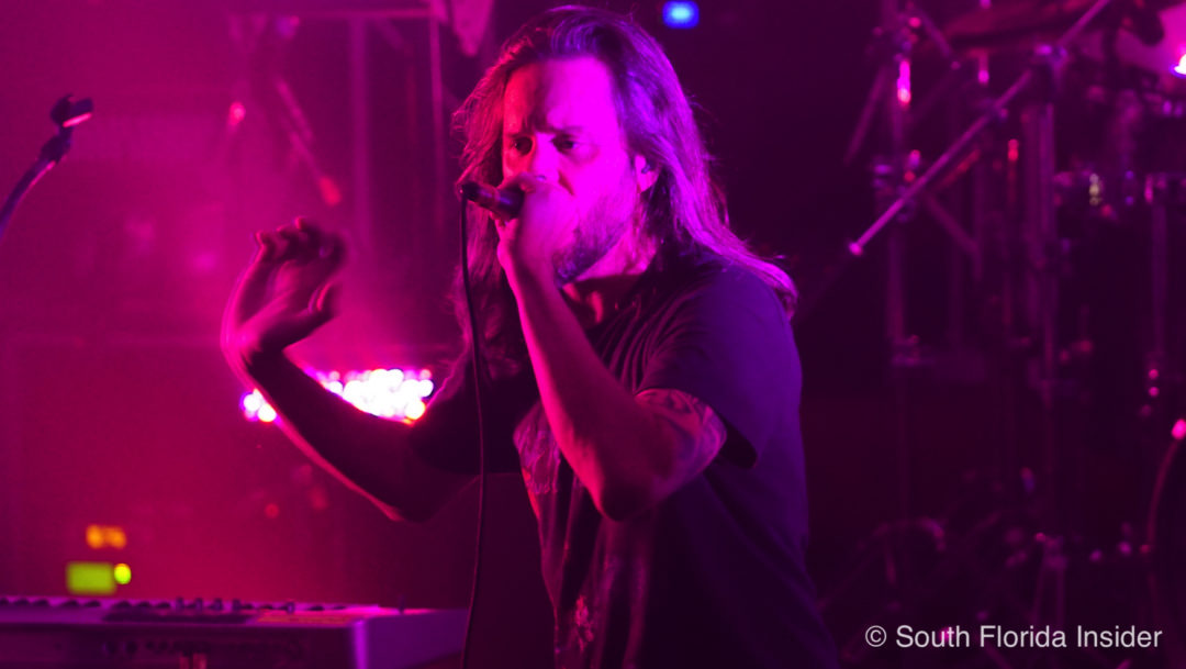 Between the Buried and Me in Ft. Lauderdale