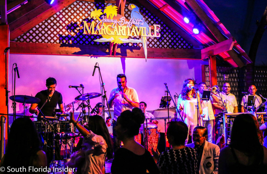 Havana Nights with Tony Succar at the Margaritaville Hollywood Beach Resort