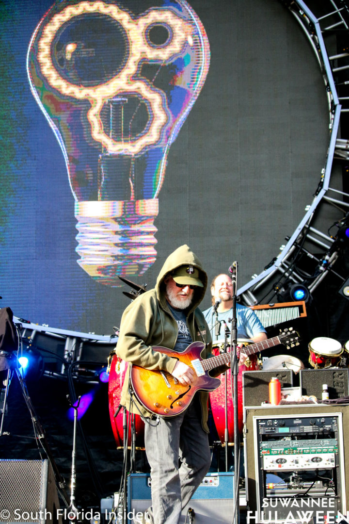 The String Cheese Incident set 1
