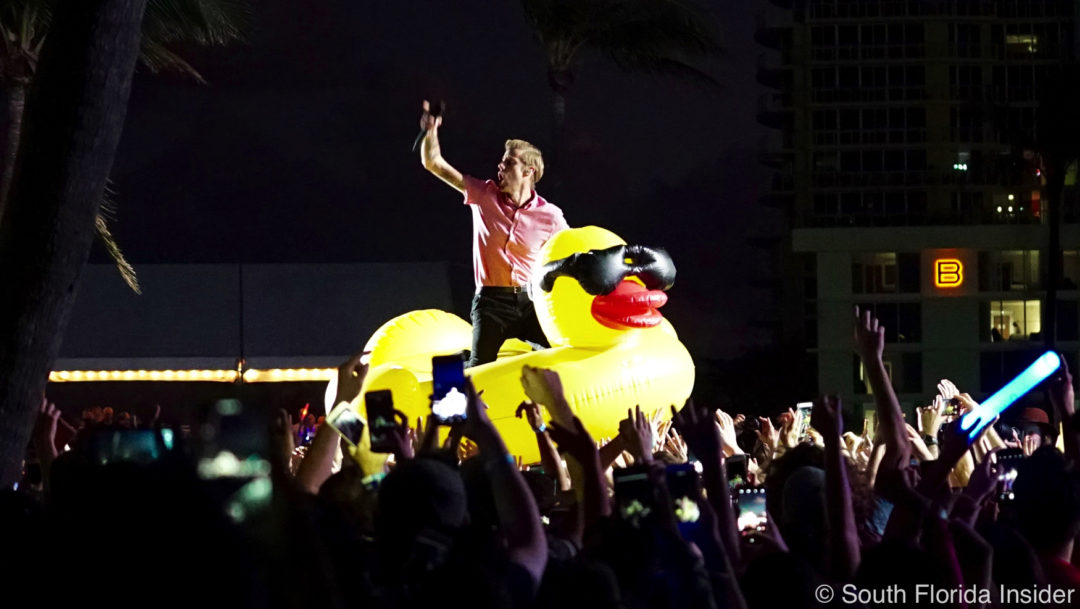 Andrew McMahon at Riptide Music Festival