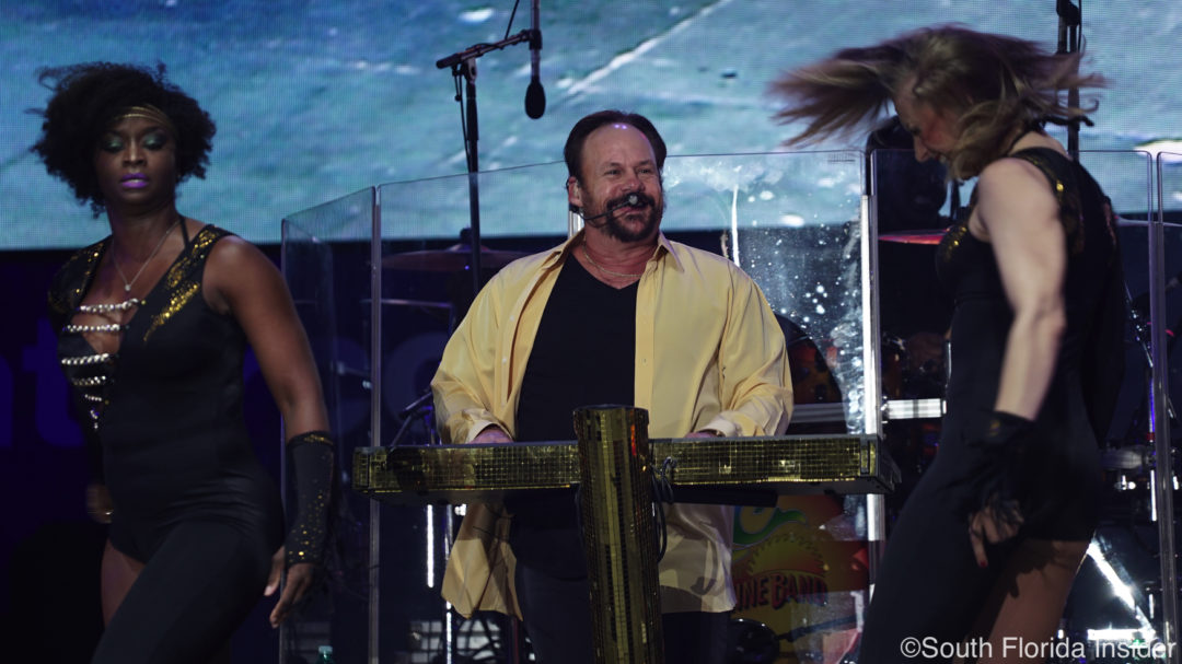 KC and the Sunshine Band at Riptide Music Festival