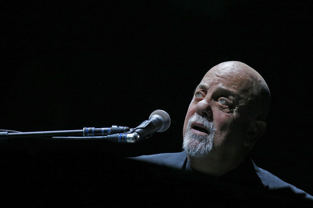 Billy Joel New Year's Eve 2017