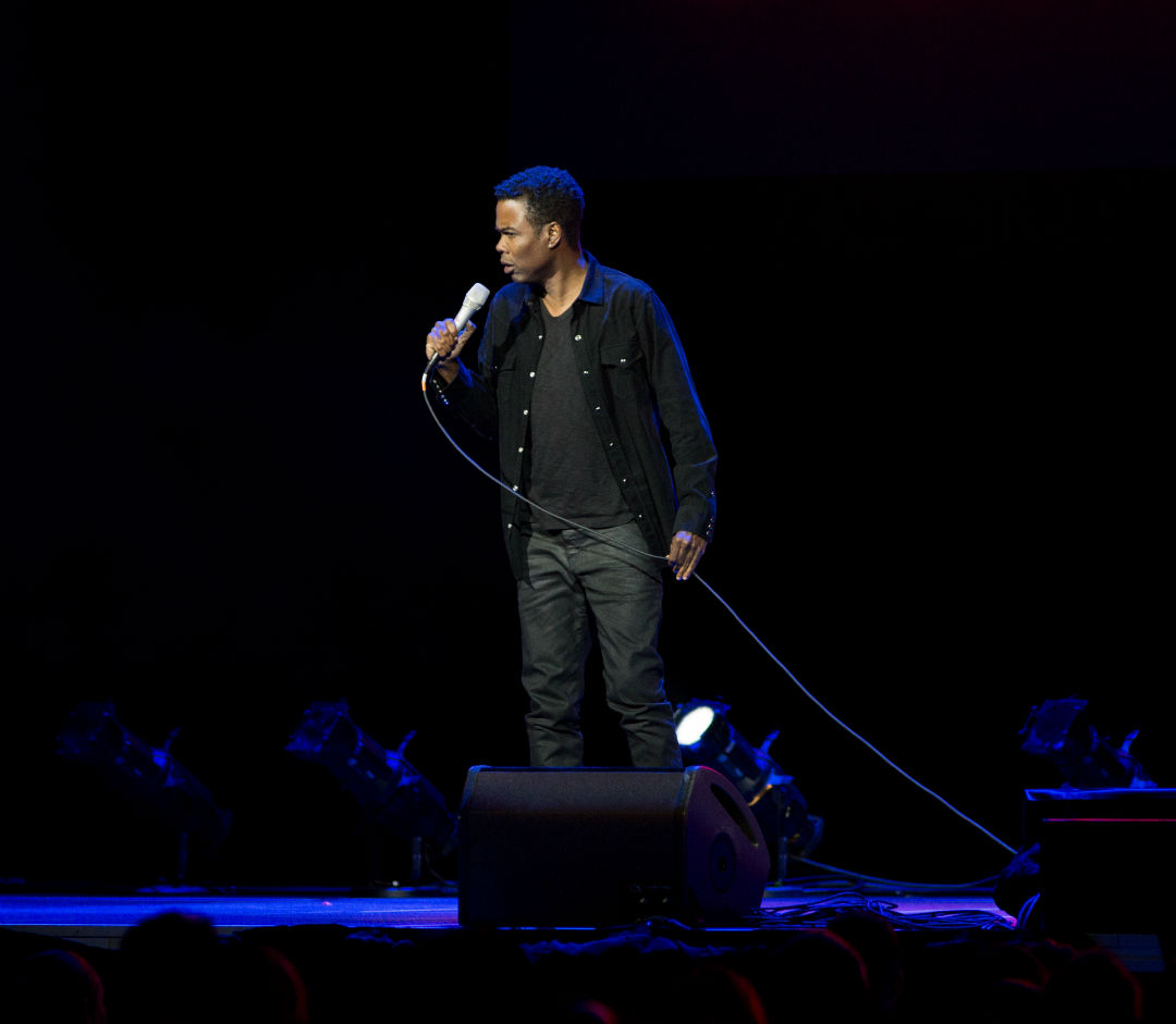 "Chris Rock Brings ""The Total Blackout Tour"" Back to Hard Rock Live at Seminole Hard Rock Hotel & Casino in Hollywood, Fla."