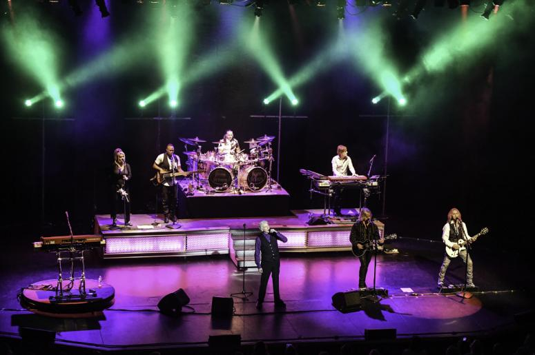 Dennis DeYoung performs at The Center in Coral Springs
