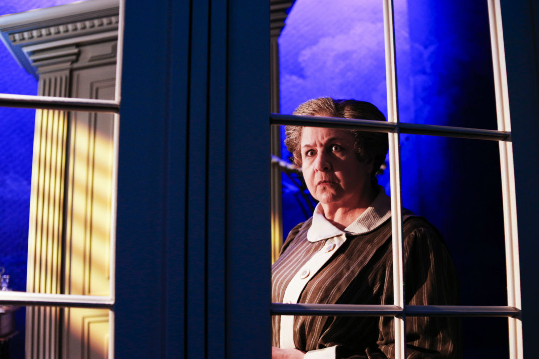 The Maltz Jupiter Theatre's sold out production of the psychological thriller An Inspector Calls