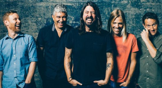 Foo Fighters Concrete And Gold Tour 18