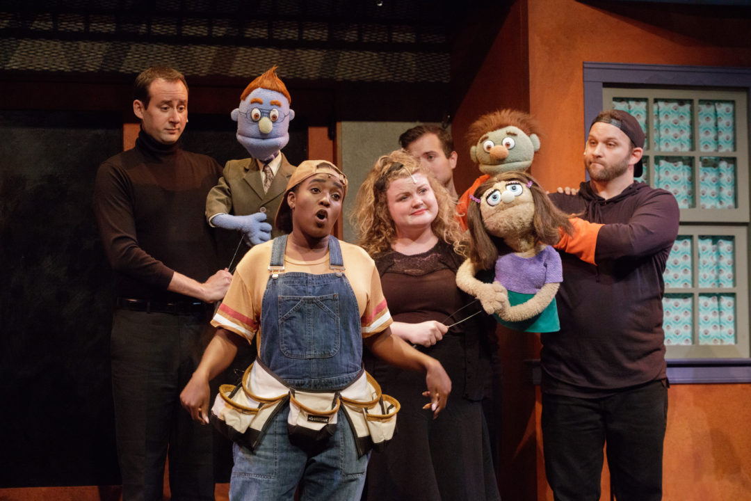 Avenue Q Brings Lights Up The Stage In West Palm Beach South