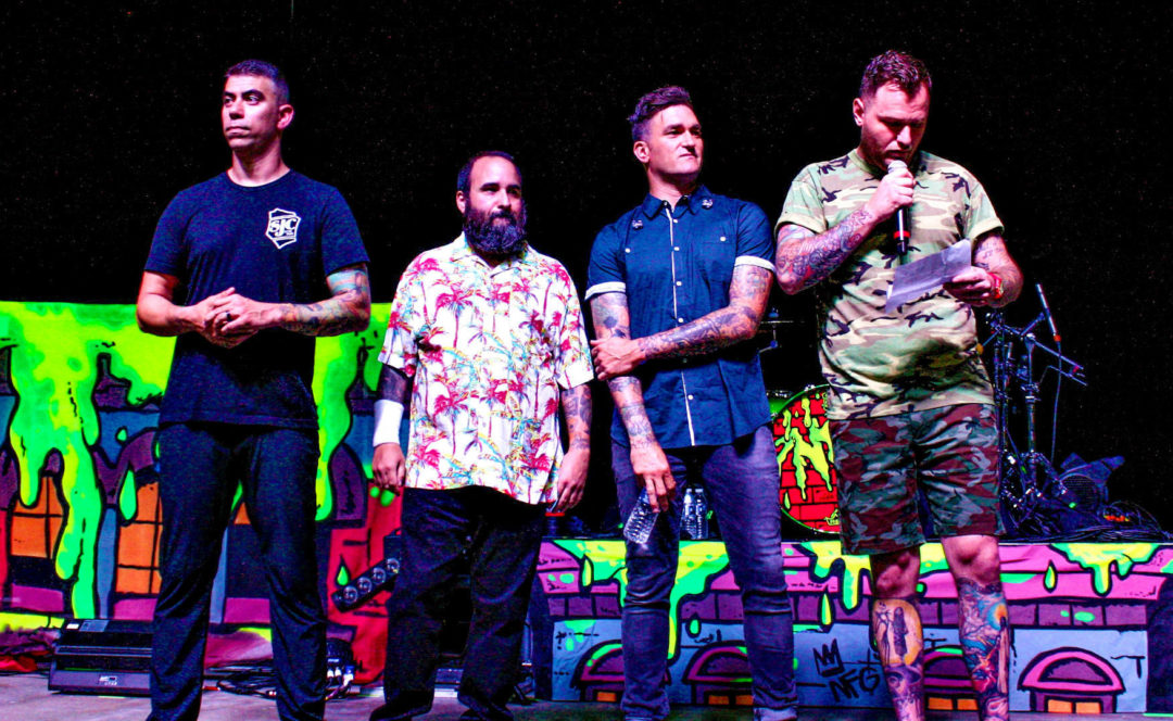 New Found Glory Lead Benefit Concert for victims of MSD