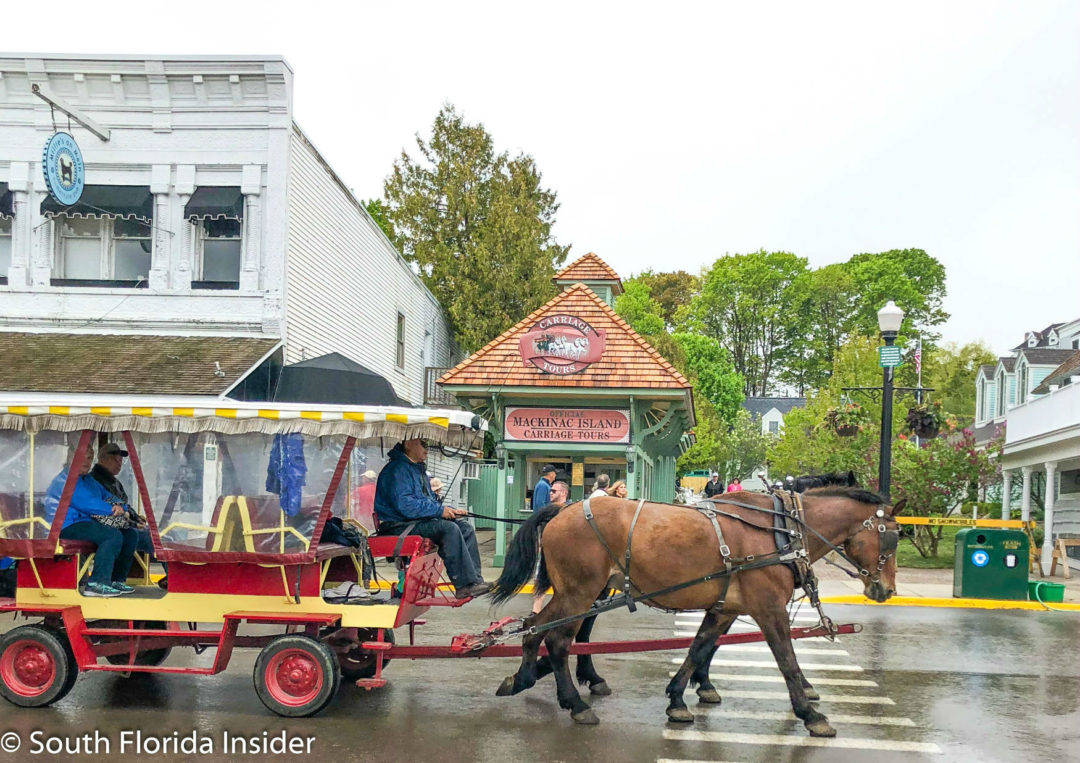 Escape To A Different World On Mackinac Island