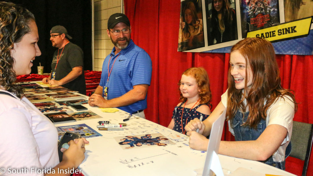 Four days of Fandom Fantasy at Florida Supercon ·